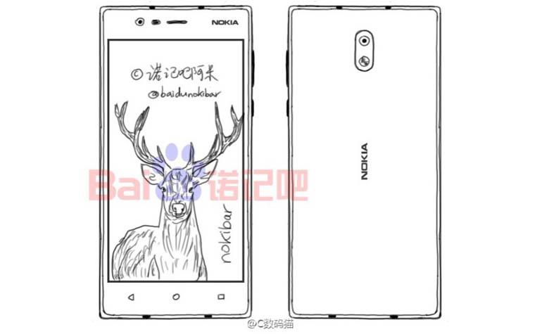 фото неанонсированных смартфонов от Nokia