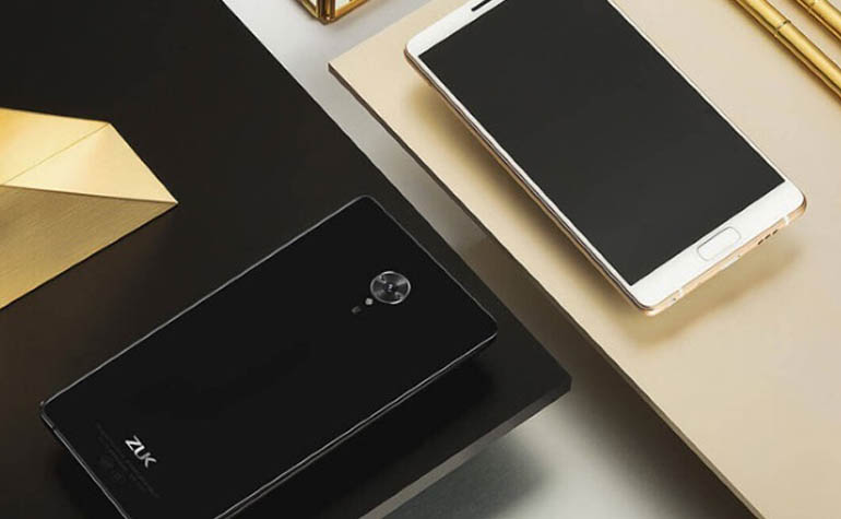 Смартфон ZUK Edge от Lenovo