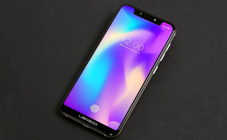 смартфон Leagoo S9