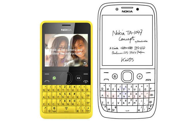 Новый кнопочный телефон от Nokia