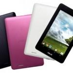 Asus представила недорогой планшет MeMO Pad