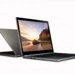 Google анонсировала Chromebook Pixel