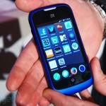 MWC 2013: ZTE представила смартфон Open на базе Firefox OS
