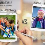 6 причин по которым стоит купить Galaxy Note 8.0, а не iPad mini