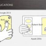 Технологию задней сенсорной панели смартфона патентует Google