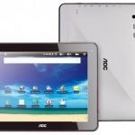 Два планшета Breeze от компании AOC