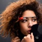 Управление очками Google Glass при помощи жестов головы и глаз