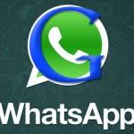 Google ведет переговоры о покупке WhatsApp