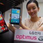 Сегодня компания LG официально анонсировала новый смартфон Optimus GK