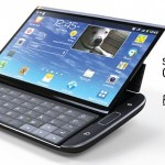 Смартпэд с QWERTY клавиатурой — Samsung Galaxy NxT