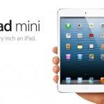 Поставки iPad mini сократятся на 20-30% во втором квартале