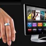 Контроллер iRing и телевизор Apple iTV
