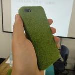 Креативный эко-чехол Shibaful для iPhone