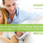 Увеличиваем радиус действия WiFi при помощи Amped Wireless REC10