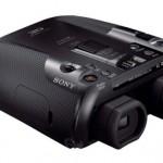 Цифровой бинокль компании Sony запишет все, что вы видите