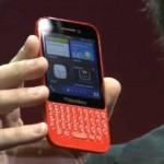 Анонсирован новый смартфон BlackBerry Q5