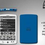 Концепт смартфона с экраном E-Ink