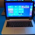 HP выпускает новый ультрабук с разрешением экрана 3200х1800