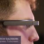 Google Glass Fullscreen BEAM