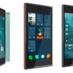 Первый смартфон на OS Sailfish