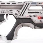 Копия пистолета M-77 Paladin из Mass Effect 3 скоро поступит в продажу