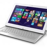 Ультратонкий ноутбук гибрид Sony VAIO Duo 13 (Видео)