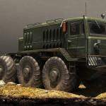 SpinTires — для любителей помесить грязь на тяжелых грузовиках (демо)