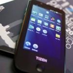 Первые фотографии смартфона Samsung на базе Tizen