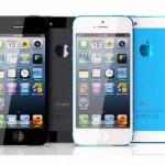 Фотография дисплея iPhone 5S