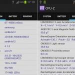 Программа CPU-Z теперь и на Android