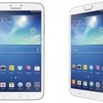 Samsung официально представила планшеты Galaxy Tab 3 8.0 и Galaxy Tab 3 10.1