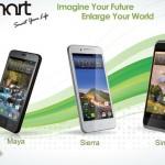 Три новых смартфона от Gigabyte