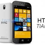 Смартфон HTC Tiara проходит сертификацию в FCC