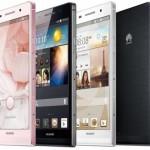 Компания Huawei официально представила новинку — Ascend P6 (Видео)