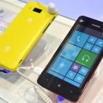 Huawei Ascend W2 показан на выставке в Шанхае