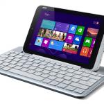 Iconia W3 - самый маленький планшет на Windows 8 представлен официально