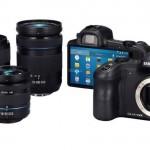 Galaxy NX беззеркальная камера от Samsung