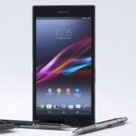 Представлен самый тонкий фаблет — Sony Xperia Z Ultra