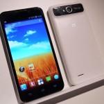 Компания ZTE представила модели смартфонов серии Grand