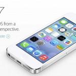 Внешний вид иконок в iOS 7 не окончательный вариант дизайна