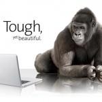 Новое сверхпрочное стекло Gorilla Glass NBT для сенсорных устройств