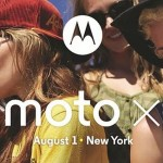 Motorola рассылает приглашения на Moto X мероприятие
