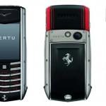 Vertu представила новый смартфон совместно с Ferrari