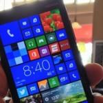 Nokia Lumia 825 с большим экраном