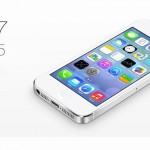 iOS 7 beta 5 уже доступна для загрузки