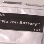 Натрий-ионные батареи могут заменить литиевые