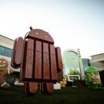 Android 4.4 получила название KitKat