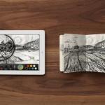 С iPad можно напечатать книгу на бумаге Moleskine