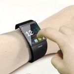 Samsung работает над SmartWatch с датчиком отпечатков пальцев
