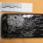 HTC EVO 3D защитил владельца от пули